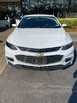 2018 Chevrolet Malibu for sale at Calvary Cars & Service Inc. in Norfolk VA