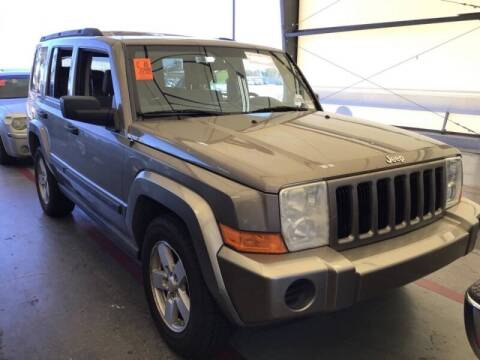 2006 Jeep Commander for sale at SoCal Auto Auction in Ontario CA
