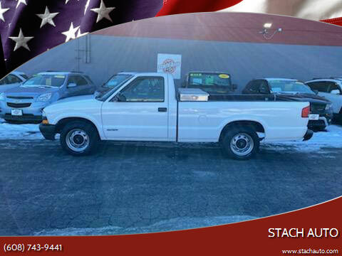 1998 Chevrolet S-10 for sale at Stach Auto in Janesville WI