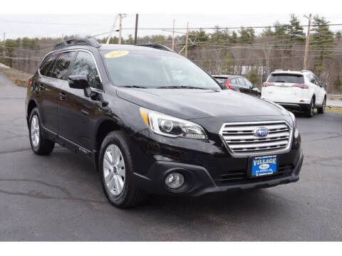 2016 Subaru Outback for sale at VILLAGE MOTORS in South Berwick ME