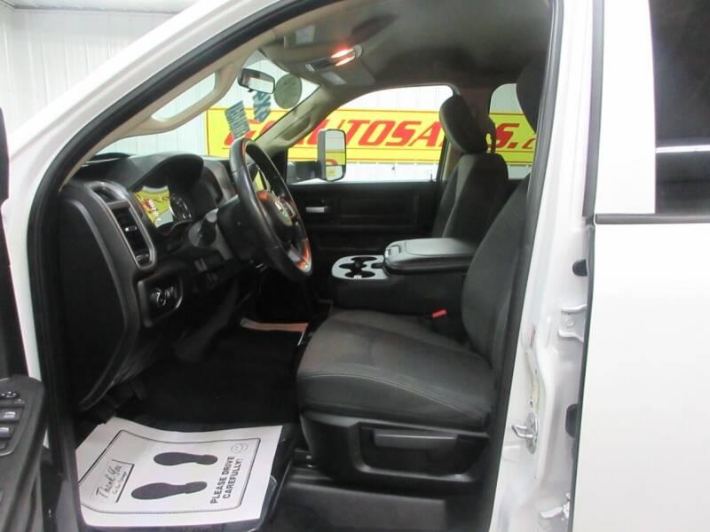 2019 RAM Ram Pickup 3500 4x4 Tradesman 4dr Crew Cab 8 ft. LB DRW Pickup - Ardmore TN