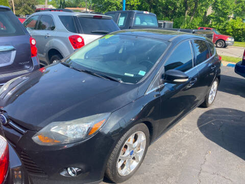 2014 Ford Focus for sale at Lee's Auto Sales in Garden City MI