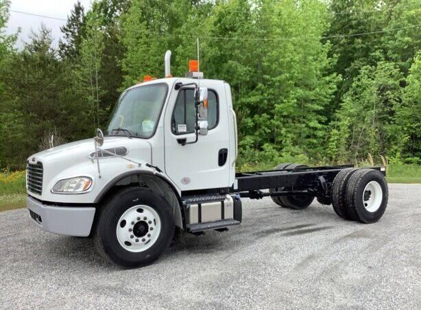 2020 Freightliner M2 106 for sale at Trucksmart Isuzu in Morrisville PA
