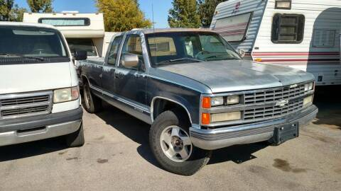 1989 Chevrolet C/K 2500 Series for sale at AFFORDABLY PRICED CARS LLC in Mountain Home ID