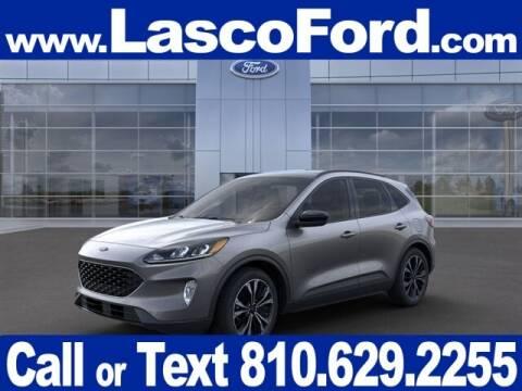 2021 Ford Escape for sale at LASCO FORD in Fenton MI