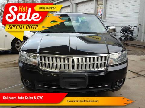 2009 Lincoln MKZ for sale at Coliseum Auto Sales & SVC in Charlotte NC