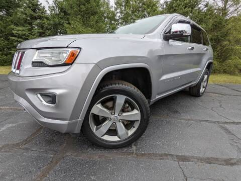 2014 Jeep Grand Cherokee for sale at West Point Auto Sales in Mattawan MI