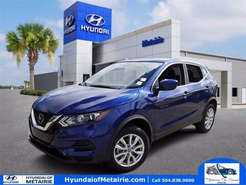 2020 Nissan Rogue Sport for sale at Metairie Preowned Superstore in Metairie LA