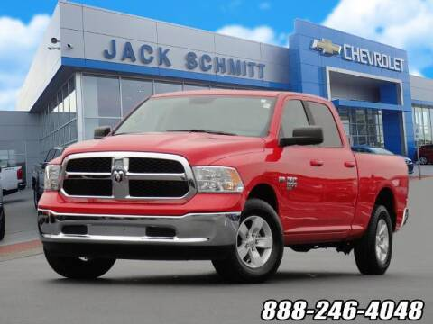 2020 RAM Ram Pickup 1500 Classic for sale at Jack Schmitt Chevrolet Wood River in Wood River IL