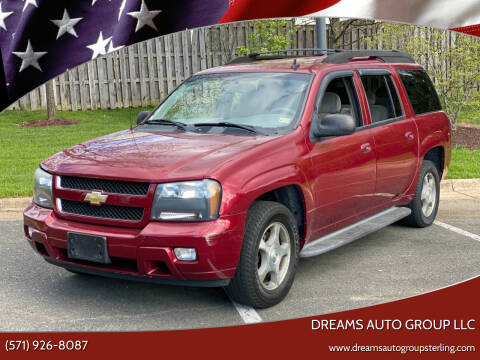 2006 Chevrolet TrailBlazer EXT for sale at Dreams Auto Group LLC in Sterling VA