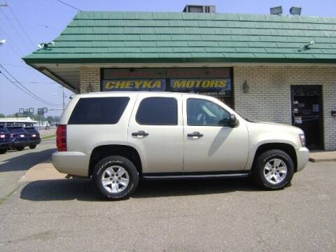 2012 Chevrolet Tahoe for sale at Cheyka Motors in Schofield WI