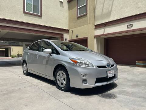2010 Toyota Prius for sale at Ronnie Motors LLC in San Jose CA