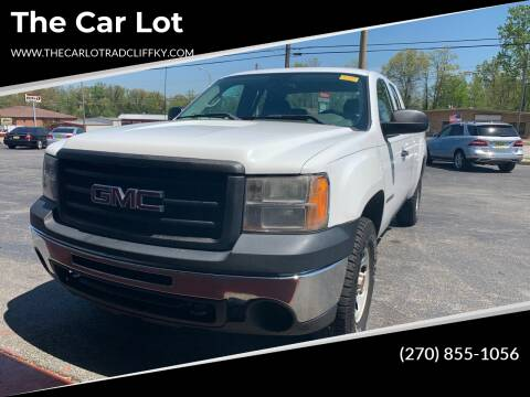 2010 GMC Sierra 1500 for sale at The Car Lot in Radcliff KY