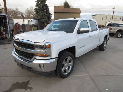 2018 Chevrolet Silverado 1500 for sale at HOO MOTORS in Kiowa CO