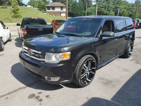 2010 Ford Flex for sale at North Knox Auto LLC in Knoxville TN