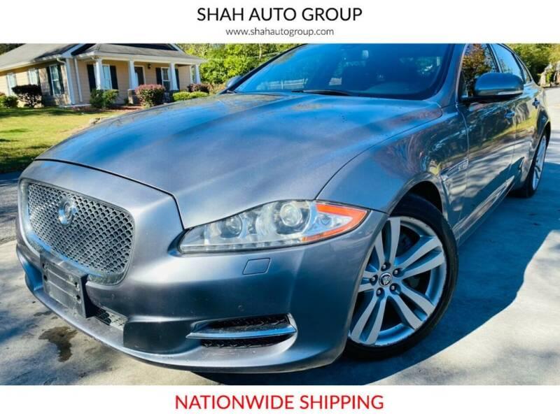 2013 Jaguar XJL for sale at E-Z Auto Finance - E-Biz Auto in Marietta GA