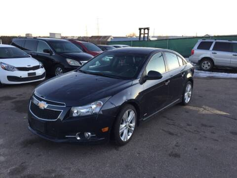 2014 Chevrolet Cruze for sale at STATEWIDE AUTOMOTIVE LLC in Englewood CO