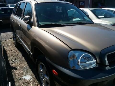 2004 Hyundai Santa Fe for sale at International Auto Sales Inc in Staten Island NY