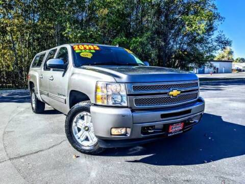 2013 Chevrolet Silverado 1500 for sale at Bargain Auto Sales LLC in Garden City ID