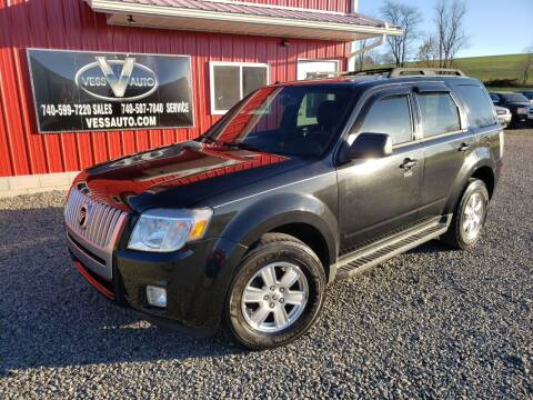 2011 Mercury Mariner for sale at Vess Auto in Danville OH