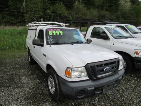 2010 Ford Ranger for sale at Royal Auto Sales, LLC in Algona WA