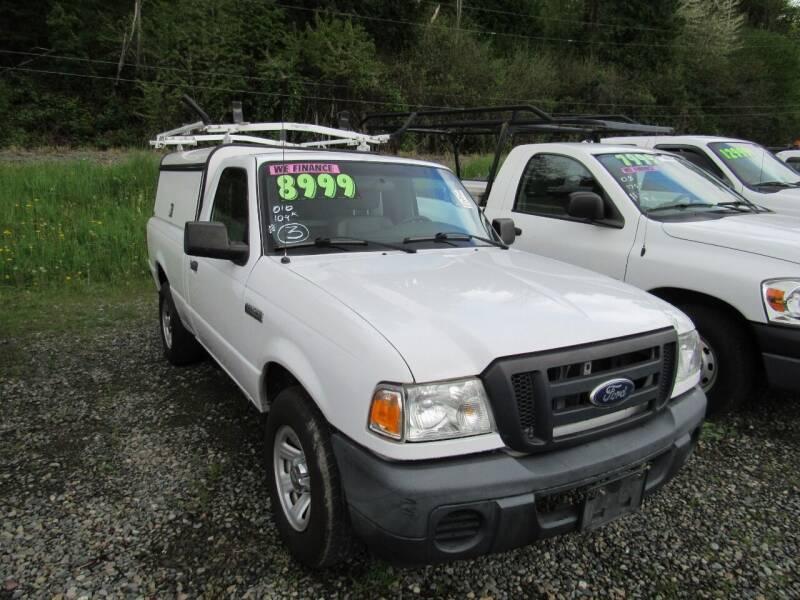 2010 Ford Ranger 4x2 XL 2dr Regular Cab SB - Algona WA
