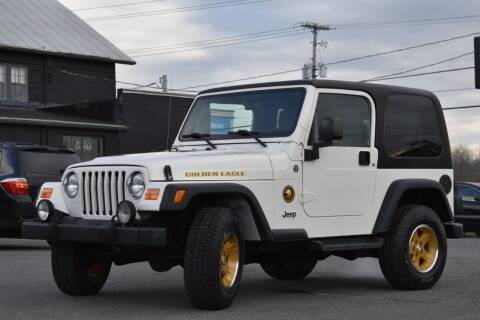 2006 Jeep Wrangler for sale at Broadway Garage of Columbia County Inc. in Hudson NY