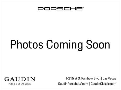 2020 Toyota Sienna for sale at Gaudin Porsche in Las Vegas NV