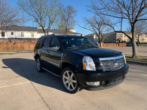 2007 Cadillac Escalade for sale at Z AUTO MART in Lewisville TX
