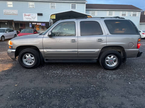 2002 GMC Yukon for sale at DOUG'S USED CARS in East Freedom PA