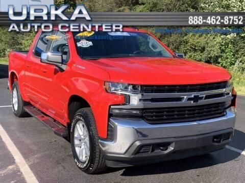 2020 Chevrolet Silverado 1500 for sale at Urka Auto Center in Ludington MI