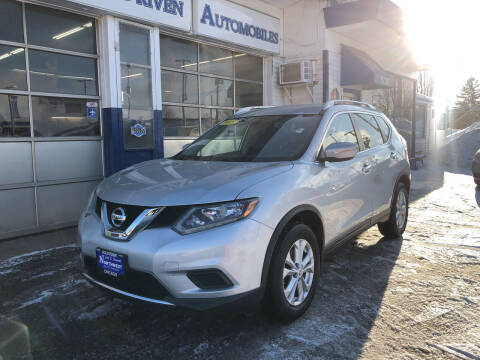 2015 Nissan Rogue for sale at Jack E. Stewart's Northwest Auto Sales, Inc. in Chicago IL
