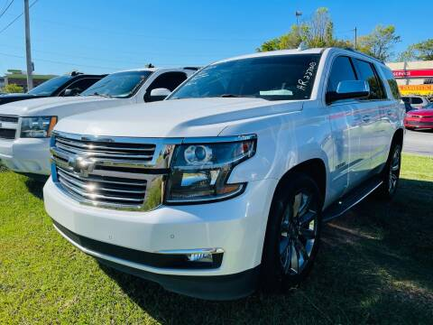 2017 Chevrolet Tahoe for sale at BRYANT AUTO SALES in Bryant AR