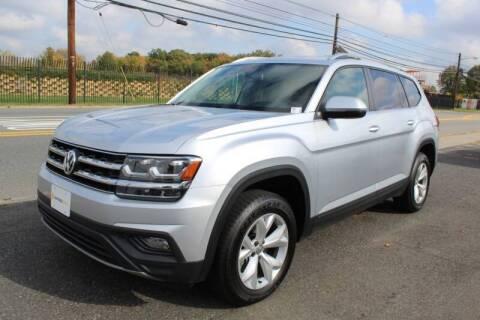2018 Volkswagen Atlas for sale at Vantage Auto Group - Vantage Auto Wholesale in Lodi NJ