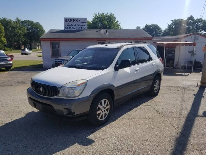 2004 Buick Rendezvous for sale at Bakers Car Corral in Sedalia MO