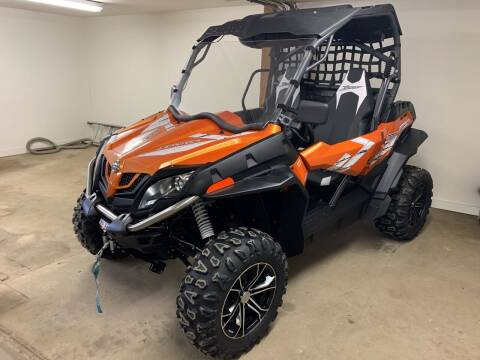 2020 CF Moto Z Force 800EX for sale at ds motorsports LLC in Hudson NH