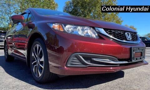 2014 Honda Civic for sale at Colonial Hyundai in Downingtown PA