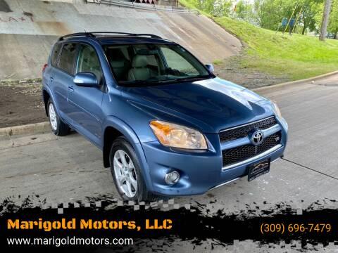 2010 Toyota RAV4 for sale at Marigold Motors, LLC in Pekin IL