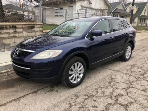 2008 Mazda CX-9 for sale at JE Auto Sales LLC in Indianapolis IN