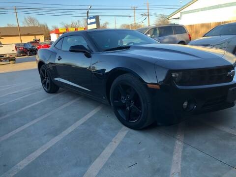 2010 Chevrolet Camaro for sale at Texas Auto Broker in Killeen TX