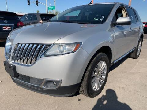 2015 Lincoln MKX for sale at Town and Country Motors in Mesa AZ