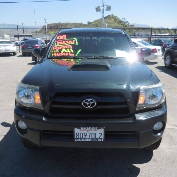 2008 Toyota Tacoma for sale at Luxor Motors Inc in Pacoima CA