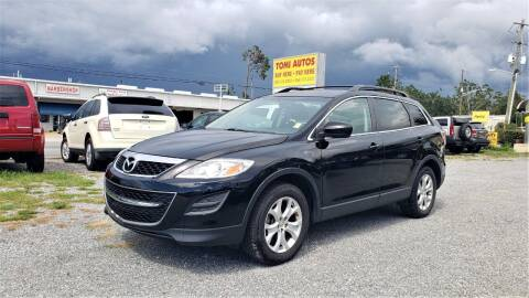 2012 Mazda CX-9 for sale at TOMI AUTOS, LLC in Panama City FL