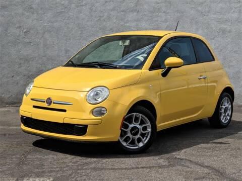 2012 FIAT 500 for sale at Divine Motors in Las Vegas NV