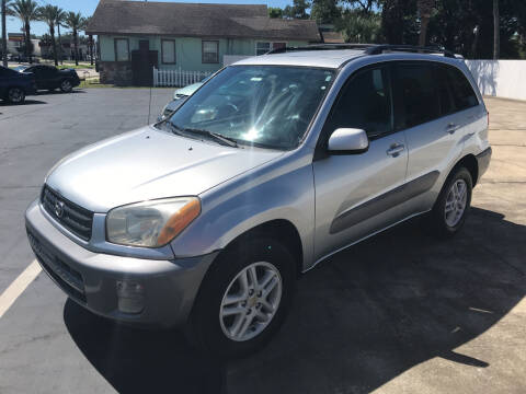2001 Toyota RAV4 for sale at Riviera Auto Sales South in Daytona Beach FL