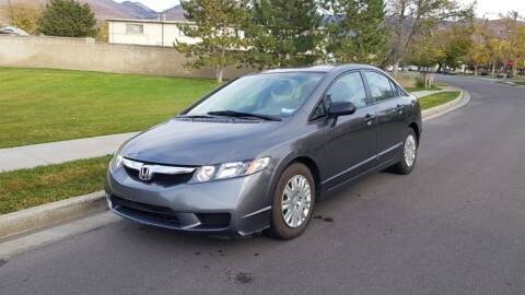 2009 Honda Civic for sale at A.I. Monroe Auto Sales in Bountiful UT