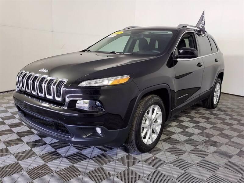 2017 Jeep Cherokee for sale in Pompano Beach, FL
