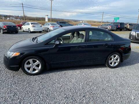 2008 Honda Civic for sale at Tri-Star Motors Inc in Martinsburg WV