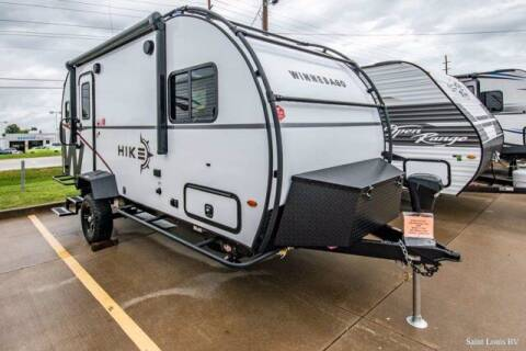 2022 Winnebago HIKE for sale at TRAVERS GMT AUTO SALES - Traver GMT Auto Sales West in O Fallon MO