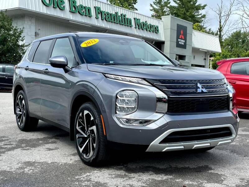 2022 Mitsubishi Outlander for sale at Ole Ben Franklin Motors Clinton Highway in Knoxville TN